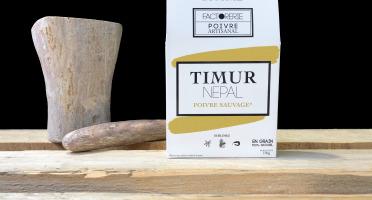 Cafés Factorerie - Poivre Sauvage TIMUR - 100g En Grains