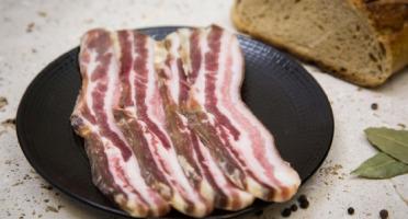 La ferme d'Enjacquet - Lardons de Porc Natures sans Nitrites