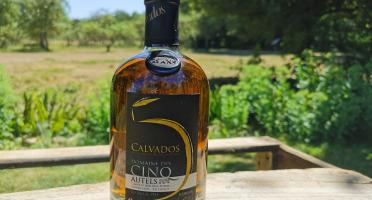 Domaine 5 Autels - Calvados Bio 25 ans - 50 cl