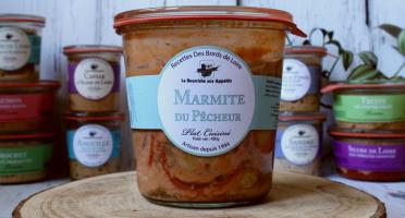 La Bourriche aux Appétits - Marmite du Pêcheur