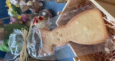 Biscuiterie Maison Drans - Sablés Lapins De Pâques