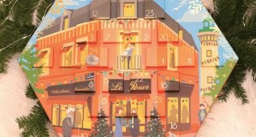 Maison Le Roux - Calendrier de l'Avent      Noël 2020