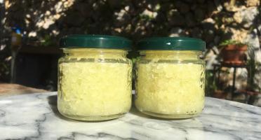 Le Jardin des Antipodes - 100% Billes Du Citron Caviar Nature Non-traitées - 80g