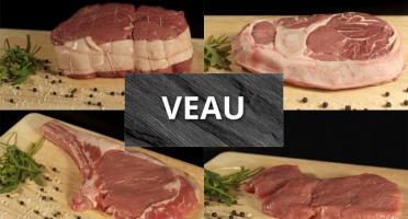 Le Goût du Boeuf - Colis de Veau d'Aveyron et du Ségala