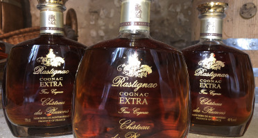 Château des Plassons - Cognac Rastignac Xo Extra 70cl