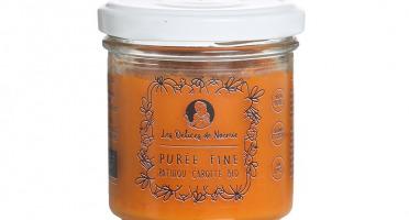 Les délices de Noémie - Petits Pots Bébé 6 Mois: Lot de 6 Purée fine patidou carotte Bio