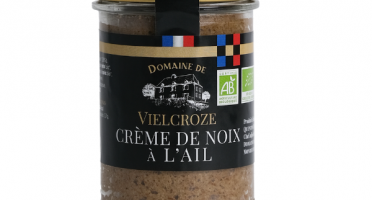 Domaine de Vielcroze - Crème De Noix À L'ail Bio 195 Gr