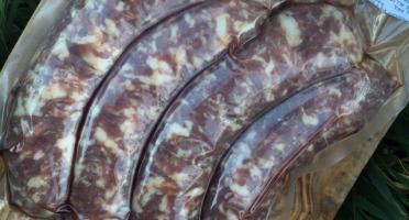 Ferme Fromagère Riès - 4 Saucisses De Porc Fermier