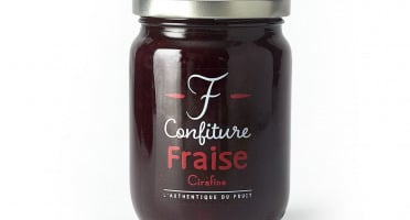 La Fraiseraie - Confiture Fraise Cirafine 325g
