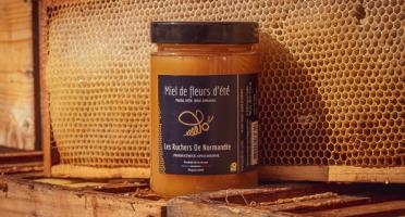 Les Ruchers de Normandie - Miel de Fleurs d'été crémeux 500g