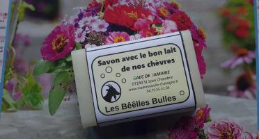 Mademoiselle Châtaigne - Savon Au Lait De Chèvre