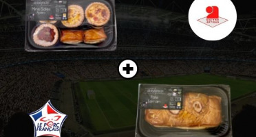 Maison Boulanger - apéro feuilleté euros 2021