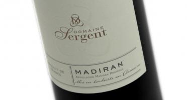 Domaine Sergent - Madiran 2017 Cuvée Tradition - Lot de 3 bouteilles