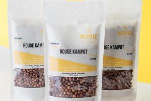 Nomie, le goût des épices - IGP Poivre Rouge de Kampot