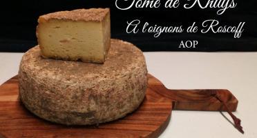 Tome de Rhuys - Tome De Rhuys Oignons De Roscoff- Quart De Tome