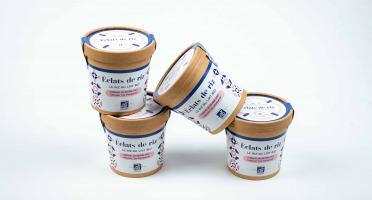 Eclats de Riz - Riz Au Lait Bio Caramel Au Beurre Salé De Guérande - 8 Pots Duo