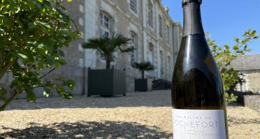 Domaine du Château de Rochefort - Méthode Traditionnelle - 2018  x 3