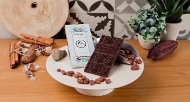 Le Petit Atelier - Tablette De Chocolat Noir Bio 85% Aymara