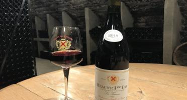 """Domaine Michel & Marc ROSSIGNOL - Beaune 1er Cru """"Les Teurons"""" 2018"""