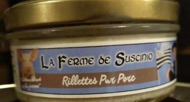 Tome de Rhuys - Rillettes Pur Porc
