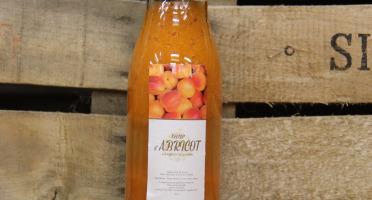 La Ferme du Logis - Nectar d'Abricot - aux Abricots de la Drôme