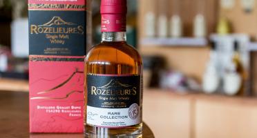 Distillerie de Rozelieures - Maison de la Mirabelle - Whisky Single Malt Rare Collection - 20 cl