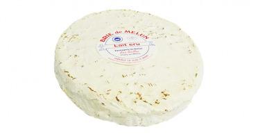 Fromagerie Seigneuret - Brie De Melun - 500g