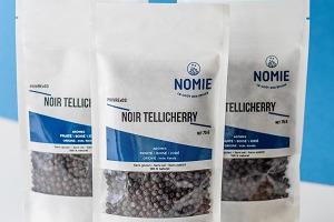 Nomie, le goût des épices - Poivre Noir Tellicherry