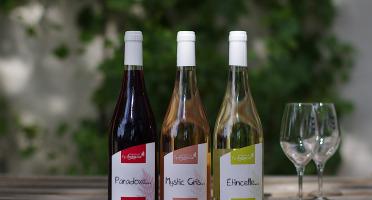 Domaine de l'Ambroisie - Pack Découverte Des Vins Secs (3x75cl): Paradoxe - Etincelle - Mystic Gris