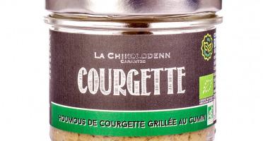 La Chikolodenn - Tartinable de courgette pour l'apéritif ou un en-cas maison -houmous de courgettes grillées au cumin
