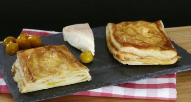 Maison Boulanger - Feuilleté Munster Mirabelle par 2