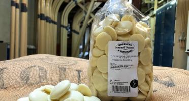 Moulins de Versailles - Chocopastilles Chocolat Blanc 29% - 500g