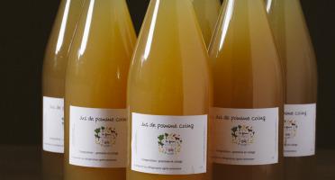 La Ferme des Prun'Elles - Lot De 6 Jus Pomme Coing