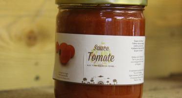 La Ferme du Logis - Sauce Tomate - Aux Tomates de la ferme