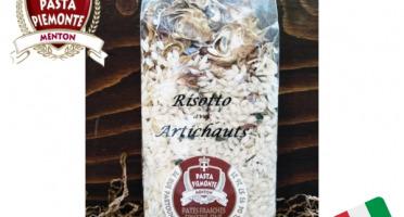 PASTA PIEMONTE - Risotto Carnaroli Aux Artichauts