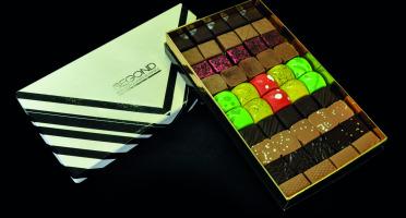 Philippe Segond MOF Pâtissier-Confiseur - Boite de chocolat 750g