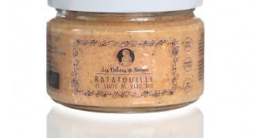 Les délices de Noémie - Petits Pots Bébé 12 Mois: Lot de 6 Ratatouille et sauté de veau Bio