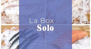 Qwehli - Box Solo – Eglefin – Merlu – Sardine – Cabillaud – Saumon