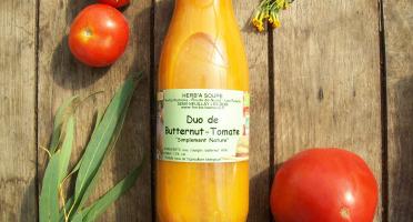 HERBA HUMANA - Soupe De Butternut-tomate - 100cl
