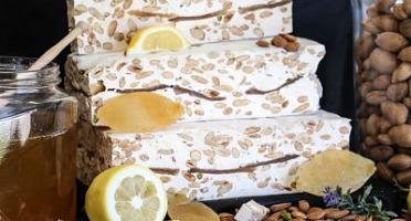 Nougats Laurmar - Nougat Aux Ecorces De Citrons