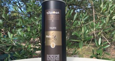 Huile des Orgues - Huile d'Olive Vierge Extra aux Notes de Truffe - 250 ml