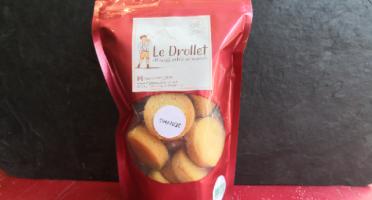 Pyrenées'cakes - Gâteaux à la broche BIO - Drollets Orange