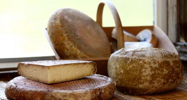 """Le Moulin Gourmand - Fromage De Bethmale ''pur Chèvre"""" 220g"""