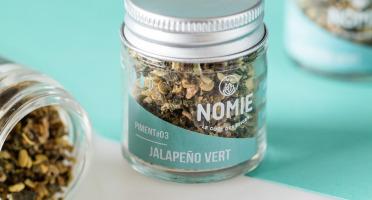 Nomie, le goût des épices - Piment Vert Jalapeño