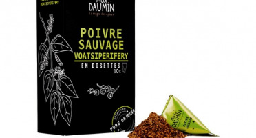 Epices Max Daumin - Poivre Sauvage Voatisperifery