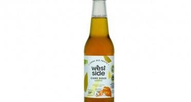 Les Côteaux Nantais - Cidre doux WEST SIDE Bio - 33 cl