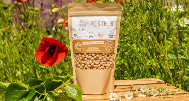 Sa Majesté la Graine - Pois Chiches Du Berry HVE - sachet 350 g