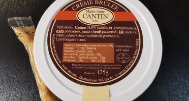 La Fromagerie Marie-Anne Cantin - Crème Brûlée
