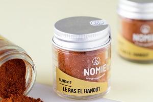 Nomie, le goût des épices - Ras El Hanout