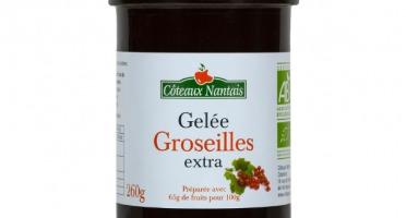 Les Côteaux Nantais - Gelée Groseilles 260g